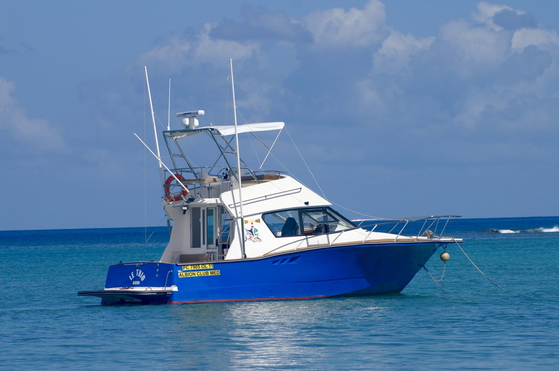 bateau club méditerranée